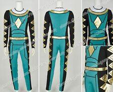 Kyōryū Sentai Zyuranger Cosplay Dragon Ranger Burai Anime Costume Jumpsuit Cool
