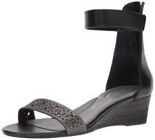 Rockport Women's Total Motion Ankle Strap Wedge Sandal