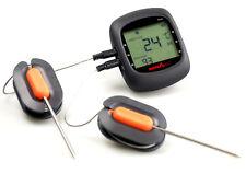 SmokeMax PRO6 - 6 Channel Bluetooth BBQ App Funk Grillthermometer