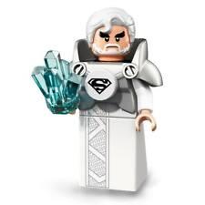 Lego jor el choose parts robe legs torso head hair armour crystal superman tile