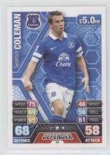 2013 2013-14 Topps Match Attax English Premier League #94 Seamus Coleman Card