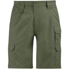 Propper Hombre Pantalones Cortos Combate Carga Ejército Pantalones Oliva Verde