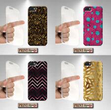 Cover per,Samsung,STAMPATA,EFFETTO glitter,silicone,morbido,oro,elegante,pois