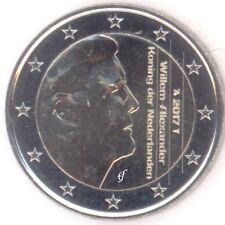 Paesi Bassi tutti i 2 Euro Monete Corso-tutti gli anni scegliere-NUOVO