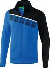 Erima Sports Training Casual Mens Full Zip Jacket Long Sleeve Tracksuit Top