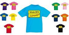 T-Shirt Kindergarten Schule Schulkind 2019