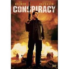 Conspiracy (DVD, 2008), Jennifer Esposito, Val Kilmer, New, Sealed