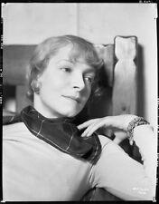 HELEN HAYES 1932 MGM STUDIO ORIGINAL 8X10 NEGATIVE PHOTO CLARENCE SINCLAIR BULL