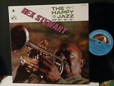 REX STEWART The happy jazz HTX 40284