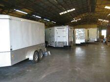 Spray Foam Insulated Cargo Trailers Customized Haulers