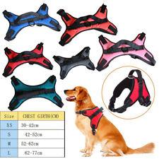 Pettorina imbracatura per cane cani piccola media grande taglia a maglia aperta