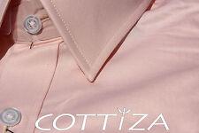 COTTIZA - 2 Ply 100% Egyptian Cotton Business Formal Dress Shirt