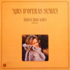 AIRS D' OPÉRAS SLAVES Teresa Zylis-Gara FR Press LP