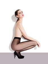 Collant voile nylon sans démarcations femme naturel FIORE DIANA 20 den T2 T3 T4