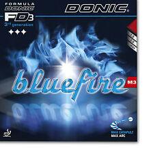 Donic Bluefire M3  Tischtennis-Belag Tischtennisbelag