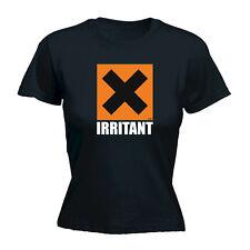 Funny Novelty Tops T-Shirt Womens tee TShirt - Irritant