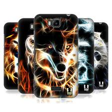 Diseños de Dorso Rígido WILDFIRE HEAD CASE caso para HUAWEI teléfonos 2