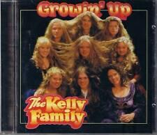Kelly Family Growin' Up CD Erstpressung