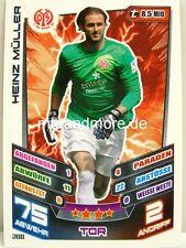 Match Attax 13/14 2013/2014 - 1. FSV Mainz 05 - Karte aussuchen