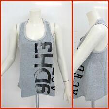 DEHA camiseta de tirantes mujer D33030 74912 col.GRIGIO MELANGE/NEGRO verano