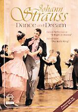Johann Strauss - Dance and Dream / The Waltz King, New DVDs