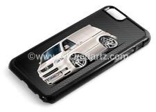 WickedArtz Car Volkswagen VW T5 Sportline Van White iPhone 5/6/7/X Case/Cover