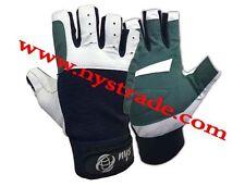 Cut Finger Gloves for Boating Sailing Yachting Rope Fishing Kayak & Water Ski. M