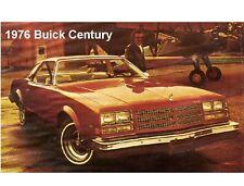 1976 Buick Century  Auto  Refrigerator Magnet