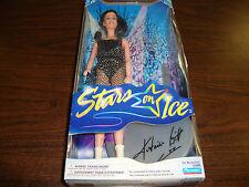 """Stars On Ice---Katarina Witt Doll---12"""" Tall---1998"""