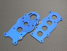 Getriebedeckel für Tamiya Ford F-350 High-Lift Alu Tuning