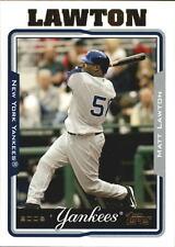 2005 Topps Update Baseball Base Singles (Pick Your Cards)