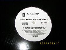 """Lord Tariq & Peter Gunz We Will Ball 12"""" Single *PROMO* 1998 NM"""