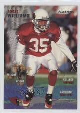 1995 Fleer #13 Aeneas Williams Arizona Cardinals Football Card
