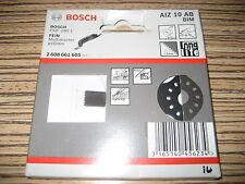 2 x Sägeblatt für Bosch PMF 180 E + Fein Multimaster AIZ 10  AB BIM . 10 mm