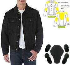 Cafe Racer CE Armoured Motorcycle Denim Jacket with DuPont™ Kevlar® aramid fibre