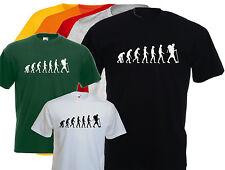 T-shirt humoristique homme Evolution .. Randonneur, walker , S, M, L, XL .. NEW
