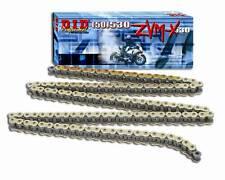 DID 525 ZVMX GOLD  X-RING CHAIN D.I.D 525 ZVMX 120 LINK