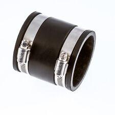 Caoutchouc Souple coupleurs: Droit Connecteurs Drainage étangs - 25 mm à 315 mm
