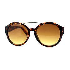 edec9463e3 Para Mujer Gafas de sol de gran tamaño ronda Retro Hipster De Moda Tonos