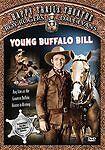 NEW DVD Young Buffalo Bill: Roy Rogers George Gabby Hayes Trevor Bardette Zarco