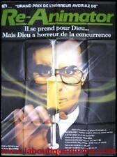 RE ANIMATOR Affiche Cinéma / Movie Poster STUART GORDON