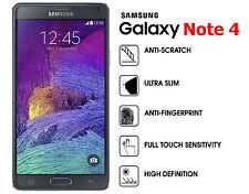 Pantalla antirreflejo HD claro mate protector cubierta Protector para Samsung Galaxy Note 4