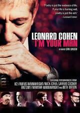 Leonard Cohen: I'm Your Man - DVD Region 1
