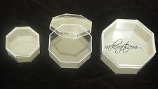 Plastic Clear Octagon Box Party Favor Candy Gift Craft Souvenir Wedding Bridal