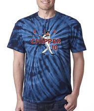Tie-Dye Chipper Jones Atlanta Braves Air Chipper Pic NEW jersey T-Shirt  Shirt