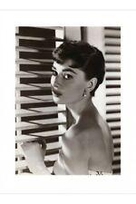 Hepburn, Audrey Kunstdruck - Grösse 60x80 cm Blendung