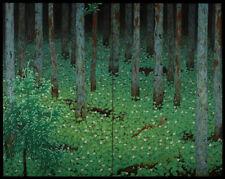 "Katayama Bokuyo : ""Mori (Forest)"" (1928) — Giclee Fine Art Print"