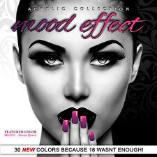 MOOD EFFECT Acrylic Powder-The 30 new mood change powder
