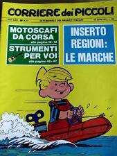 Corriere dei Piccoli 17 1971 Tarallino di Jacovitti - Valentina Mela Verde