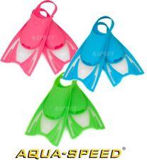 Kinder Flossen Taucherflossen Schwimmflossen Schwimmbad Strand FROG Aqua-Speed